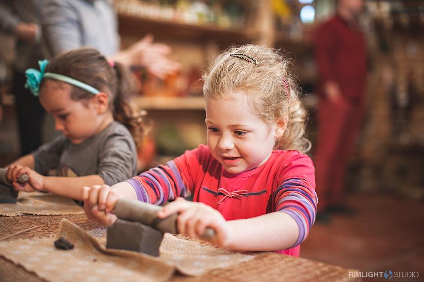 Ceramika ręcznie robiona - warsztaty w Galerii pod Aniołem