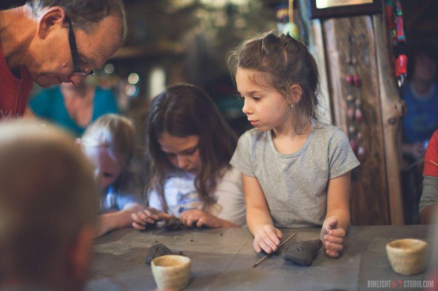 Ceramika ręcznie robiona – warsztaty w Galerii pod Aniołem